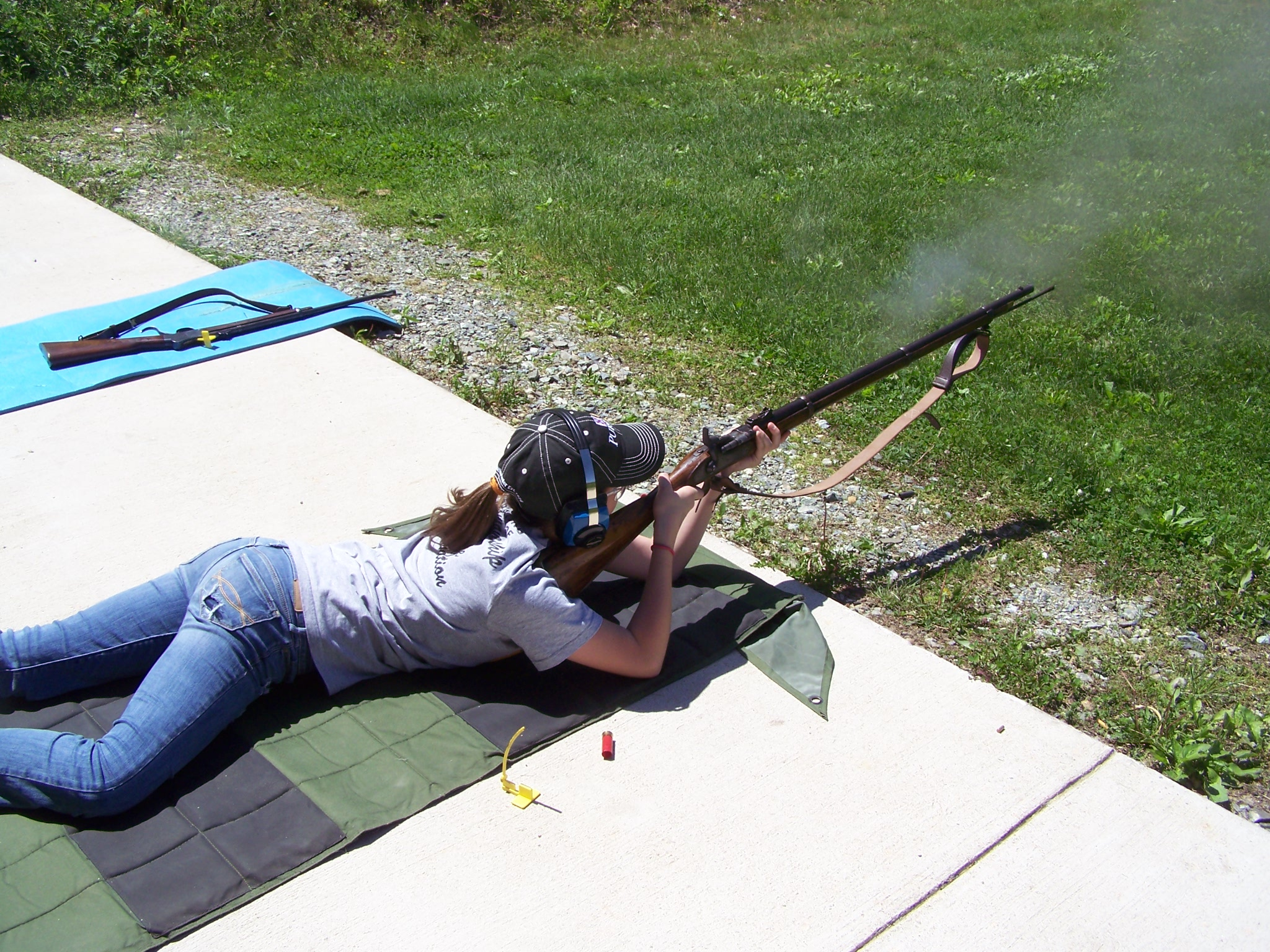 Image result for antique rifle competition